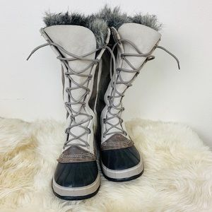 Sorel Cate the Great Winter Fur-Lined Boots
